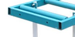 Роликовый стол мод РН 2-500 С