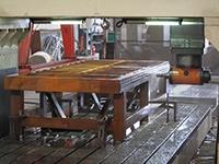 Фрезерный станок с ЧПУ Beaver 24 AVLT8, Двусостовная сборная массивная стальная станина