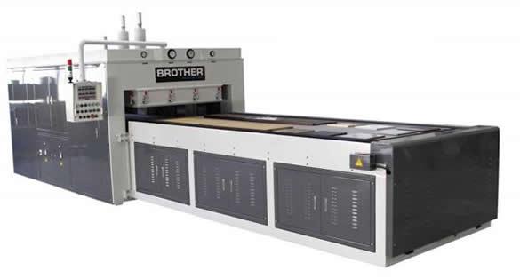 Пресс BR-3600S с удлиненным
