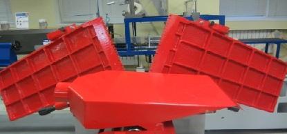 Фуговально-рейсмусовые станки мод. КАД-320, КАД-400, при рейсмусовании фуговальные столы откидываются