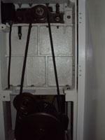 Рейсмусовый станок СР4-20М-01, привод ножевого вала