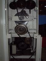 Рейсмусовый станок СР4-20М-01, привод роликов подачи