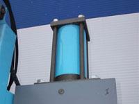 Гидравлические прессы для бруса SL250-3G, SL250-6G, SL250-9G, SL250-12G, все рабочие поверхности обработаны для повышения точности.