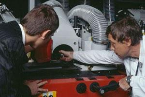 Четырехсторонний станок Beaver 620, обучение и пуско-наладочные работы