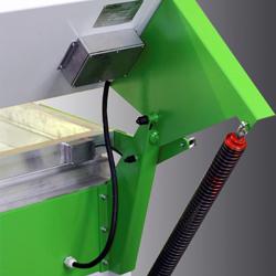 Пресс вакуумный «MASTER-COMPACT», нагревательная система