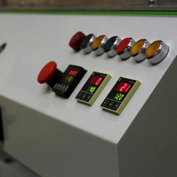 Пресс вакуумный «MASTER-COMPACT», система управления