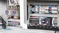Пресс вакуумный MASTER-MEDIUM 2500, электрические компоненты