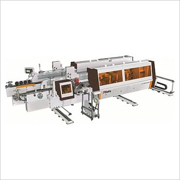 Кромкооблицовочные станки с автоматической подачей промышленной серии