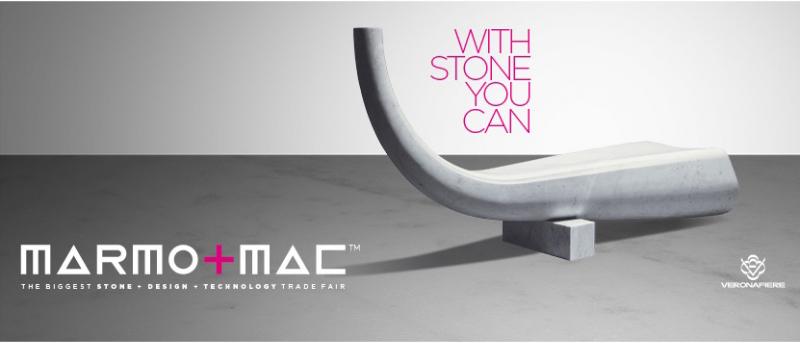 52-ая ежегодная выставка оборудования и материалов для обработки камня Marmomacc 2017