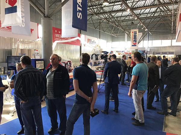 Ассоциация КАМИ на выставке Мебельное производство в Пензе