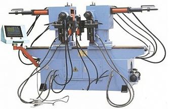 Двусторонний трубогибочный станок TELHOO. Модель SW-38A