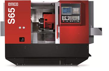 Токарный обрабатывающий центр EMCO. Модель S65 TCM (Австрия)