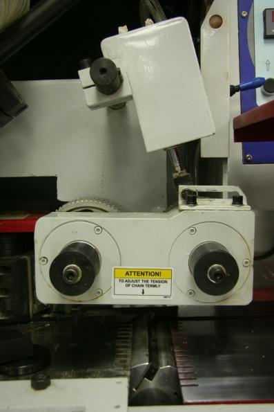 Четырехсторонний станок Beaver 620, специально разработанный механизм подачи