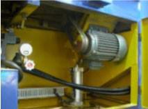 Пресс для сращивания по длине Beaver мод. «3100A/160; «4500A/160; «6000A/160»; «9000A/160», торцовочный узел