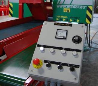 Горизонтальный ленточнопильный станок HTZ-800 RS