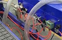 Фрезерно-гравировальный станок с числовым программным управлением Beaver 25 AVLT8, Система подготовки сжатого воздуха