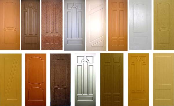 накладки железные двери
