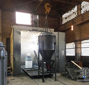 Фильтр для промышленной очистки воздуха производства НПЦ СТРОЙТЕХ