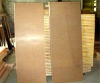 Гидравлический холодный пресс с гладкими столами MY 50Y, образцы продукции