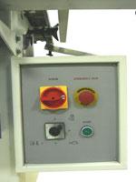 Комбинированный станок K5-300P. эргономичный пульт управления
