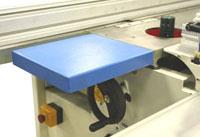 Комбинированный станок K5-300P, фрезерный узел