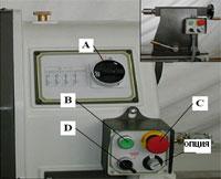Токарный станок с копиром CL-1201, электронный регулятор изменения скорости