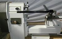 Токарный станок с копиром CL-1201, возможность обрабатывать заготовки диаметром 1200мм