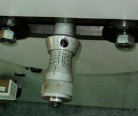 Шипорезный станок для овального шипа YRT-115, удобная регулировка глубины шипа