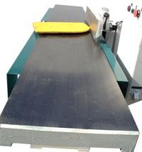 Фуговальный станок мод. СФ 4К, литые столы из чугуна