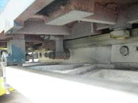 Фрезерный станок с шипорезной кареткой ФСШ-1А (К), движение каретки при помощи подшипников по литым направляющим