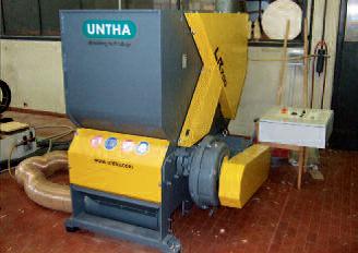 Шредер для измельчения древесных отходов LR700 (Австрия)