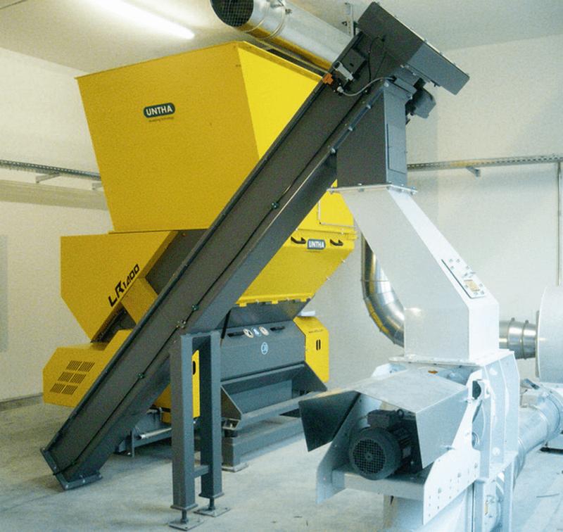 Шредер для измельчения древесных отходов LR1000 (Австрия), шредер для измельчения древесных отходов lr1000