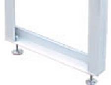 регулировка по высоте роликового стола мод. РН 2-500 С