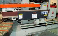 Копировально-фрезерный QUADRO LH-60-4PS, LH-80-4PS, LH-100-4PS, LH-120-4PS - Редактирование, шлифовальные узлы перемещаются по высокоточным линейным направляющим
