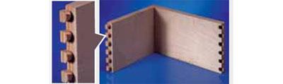 Автоматический ящичный шипорез QUADRO YC-480, YC-900, область применения