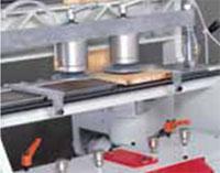Автоматический ящичный шипорез QUADRO YC-480, YC-900, крепоенией заготовок