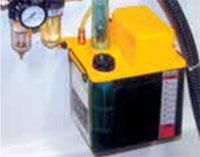 Автоматический ящичный шипорез QUADRO YC-480, YC-900, централизованная система смазки станка