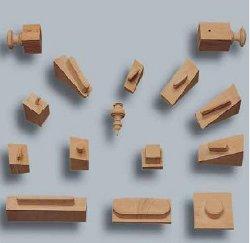 """Шипорез для овального шипа BACCI """"TSG2T"""", образцы получаемых изделий"""