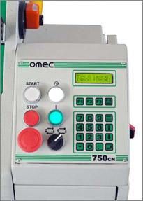 Шипорезный станок для ящичного шипа OMEC 750CN, OMEC 750CN-I