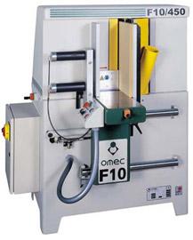 Станок для зарезки шипов OMEC F10/200, OMEC F10/450