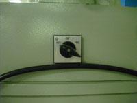 Круглопалочный станок FS-60, на станке предусмотрен реверс подающих и принимающих вальцов