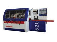 Четырехсторонний станок Beaver 620, модельный ряд четырехсторонних станков Beaver
