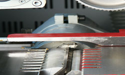 Четырехсторонний станок Beaver 620, возможность установки на первый шпиндель пазовой фрезы