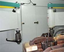 Карусельно-фрезерный станок QUADRO LH-60, LH-80, LH-100, LH-120, станки оснащены двумя фрезерными узлами