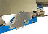 пильный узел станка для углового пиления UNIVERSAL-1000