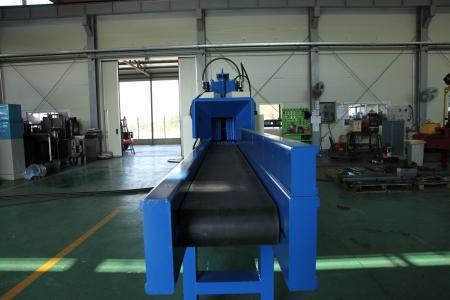 СМ (250x250, 300x300, 350x350, 400x400, 500x500, 600x600), опция подающим конвейером для загрузки отходов