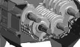 Шредер для измельчения отходов RS30, RS40 (Австрия), режущая система
