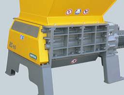 Шредер для измельчения отходов RS30, RS40 (Австрия), корпус машины