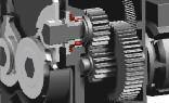 Шредер для измельчения отходов RS30, RS40 (Австрия), подшипники вала