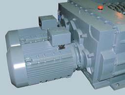 Шредер для измельчения отходов RS30, RS40 (Австрия), привод